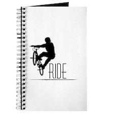Ride Baby! Journal