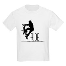 Ride Baby! Kids T-Shirt