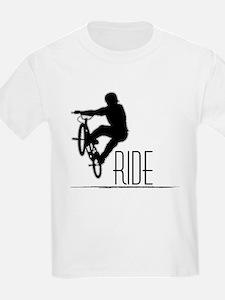Ride Baby! Kids T-Shirt