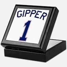 Gipper #1 Keepsake Box