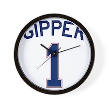Gipper #1 Wall Clock