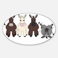 Donkeysdark Decal