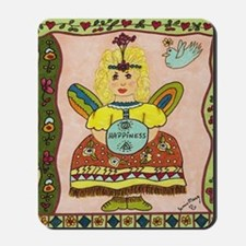 Fairy Of  HAPPINESS Mousepad