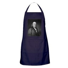 Benjamin Franklin by RW Dodson after  Apron (dark)