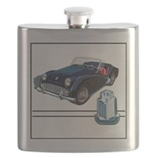 TR3-blk-4 Flask
