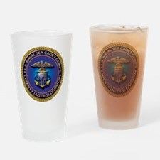 NSCCLib Drinking Glass