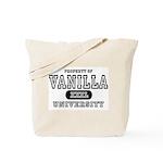 Vanilla University Tote Bag