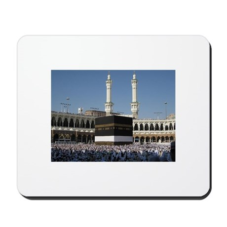 Kaaba Photo Mousepad