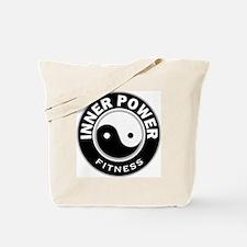 IPBWRoundBlk Tote Bag