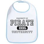 Pirate University T-Shirts Bib