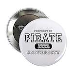Pirate University T-Shirts Button