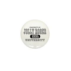 Jolly Roger University Mini Button (10 pack)