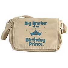 ofthebirthdayprince_bigbrother Messenger Bag