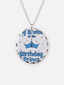 ofthebirthdayprince_bigbroth Necklace Circle Charm