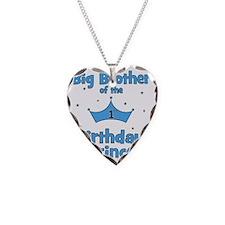ofthebirthdayprince_bigbrothe Necklace Heart Charm