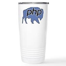 buffalophp_print_300dpi Travel Mug