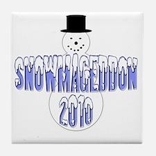 snowageddon-2010-2 Tile Coaster