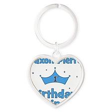 ofthebirthdayprince_JAXONPIERRE Heart Keychain