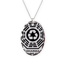 dharmarecycle-01 Necklace