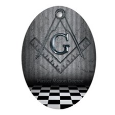 TrestleJournalMM2 Oval Ornament