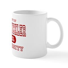 Swashbuckler University Mug