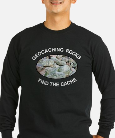 Geocaching Rocks T
