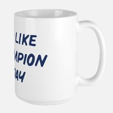 Nap Like a Champion Today Mug
