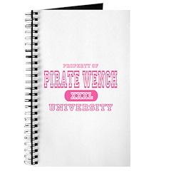Pirate Wench University Journal