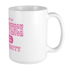 Pirate Wench University Mug