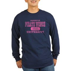 Pirate Wench University T