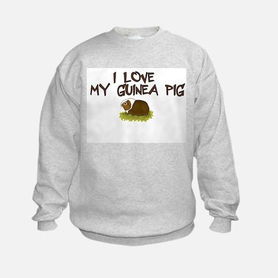 Guinea Pig Love Sweatshirt