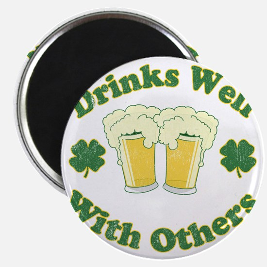 drinks_well_with_others Magnet