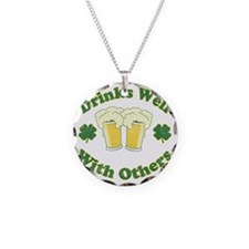 drinks_well_with_others Necklace