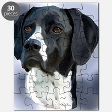 english_pointer_portrait Puzzle