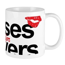 kisses shavers Mug