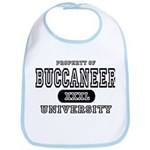 Buccaneer University Bib