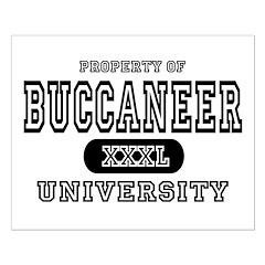 Buccaneer University Posters