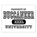 Buccaneer University Small Poster
