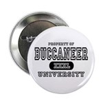 Buccaneer University Button