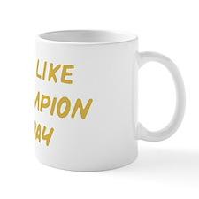 Nap Like a Champion Mug