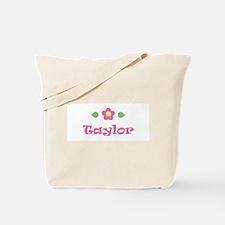 """Pink Daisy - """"Taylor"""" Tote Bag"""