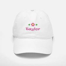 "Pink Daisy - ""Taylor"" Baseball Baseball Cap"