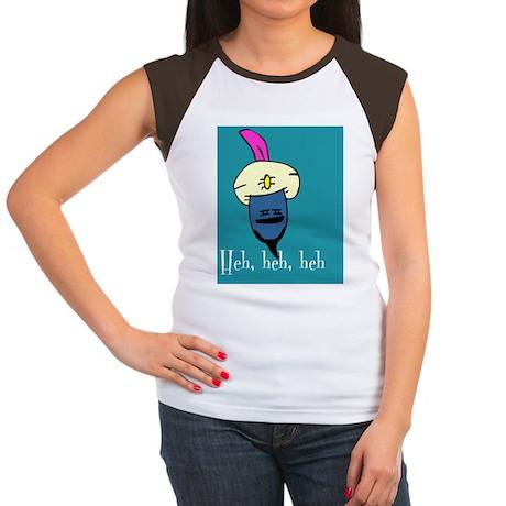 2-geniemagnet2 Women's Cap Sleeve T-Shirt