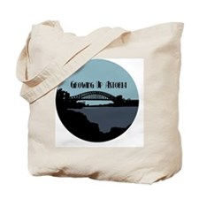 hellgate BUTTON Tote Bag