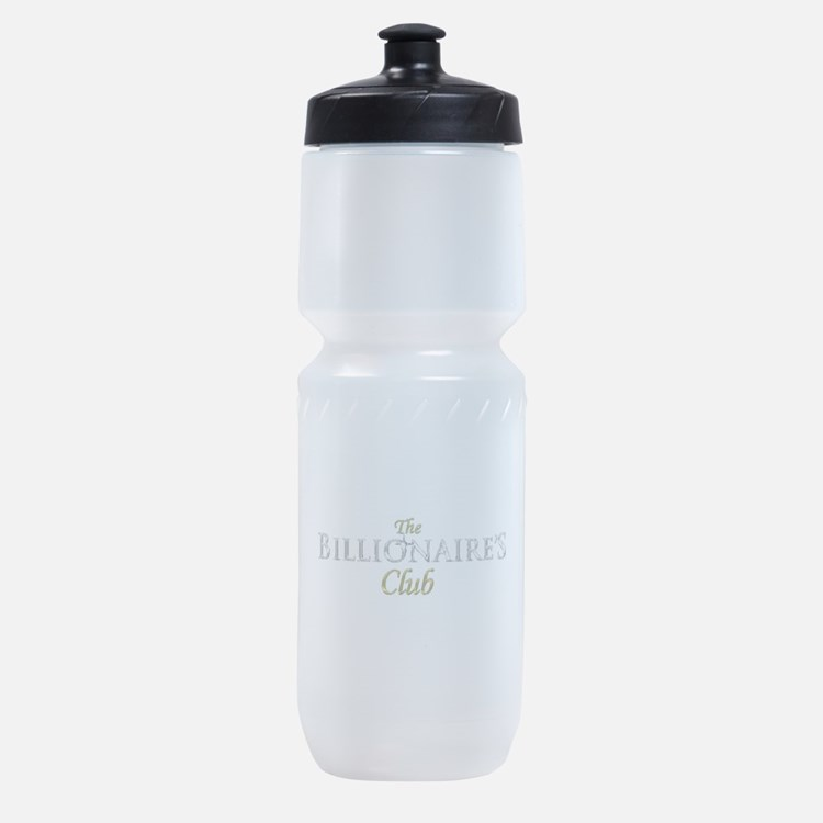 The Billionaire's Club Logo Sports Bottle