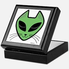 AlienKitty Keepsake Box