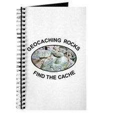 Geocaching Rocks Journal