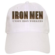 2-Iron_Men_Union Baseball Cap