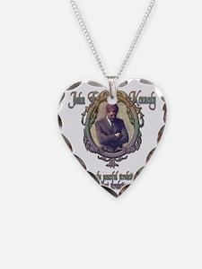 3-JFK on Revolution Necklace