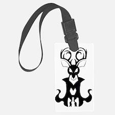 Goblin_King_Gob_Rubezahl copy Luggage Tag